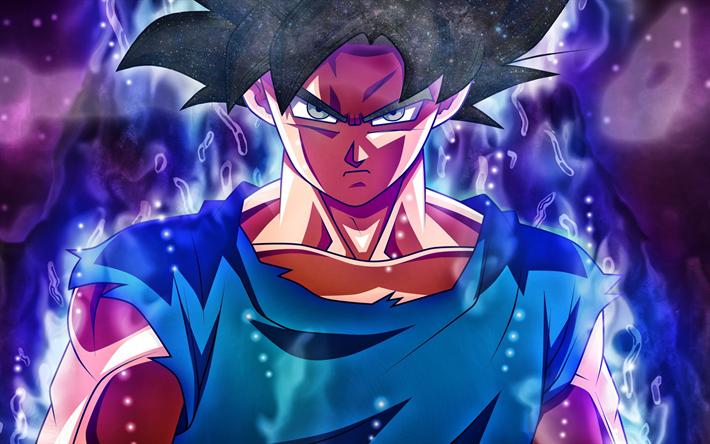 Goku Ultra Instinto Fondos De Pantalla Wallpaper: Descargar Fondos De Pantalla Son Goku, Ultra Instinto De