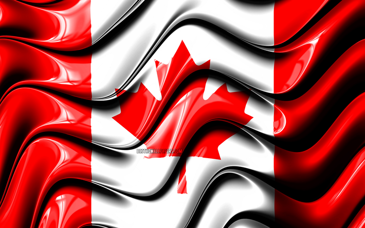 thumb2 canadian flag 4k north america national symbols flag of canada