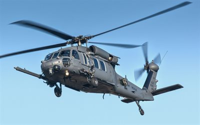 Sikorsky HH-60 Pave Hawk, US military helicopter, US Navy, US, transport helicopters, Sikorsky