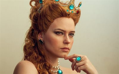 The Witcher 3, 2017, Duchess of Toussaint, Anna Henrietta