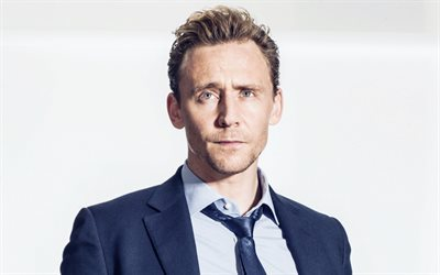 Tom Hiddleston, British actor, portrait, Thor