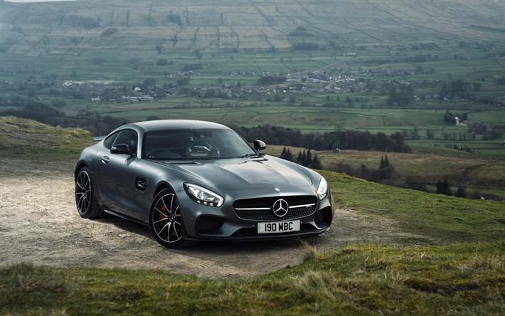 Download Wallpapers 4k Mercedes Amg Gt S Offroad 2018 Cars