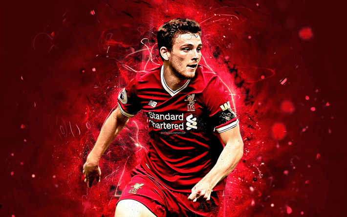 Download Wallpapers Andrew Robertson, Match, Scottish