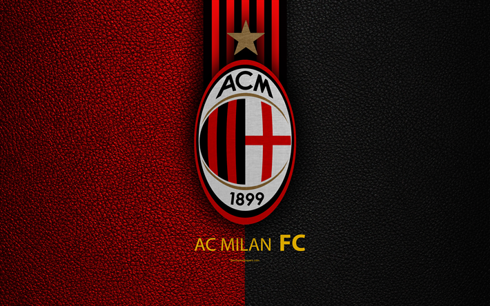 Download wallpapers ac milan 4k italian football club for Sfondi milan hd