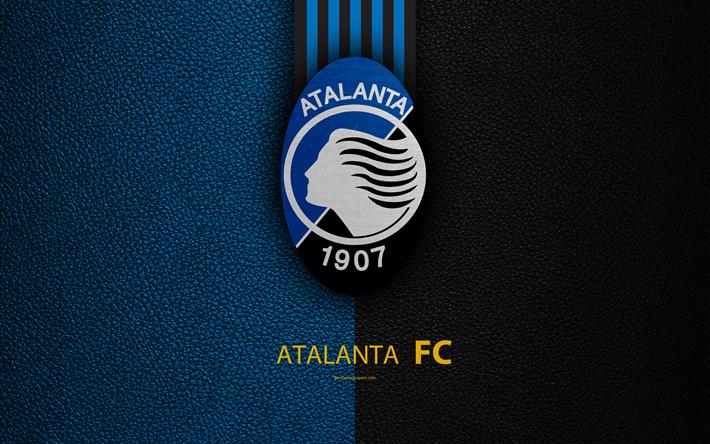 Download wallpapers Atalanta FC, 4k, Italian football club ...