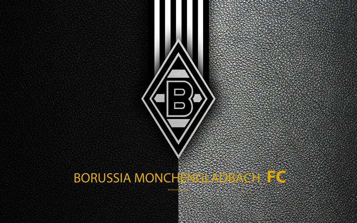 Super Download wallpapers Borussia Monchengladbach FC, 4K, German #DX_85
