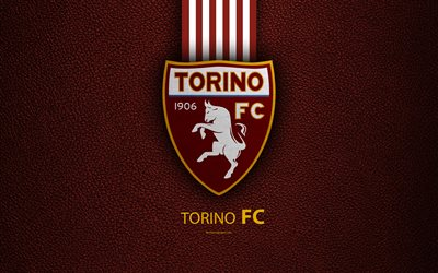 Download wallpapers torino fc 4k italian football club for Logos space torino
