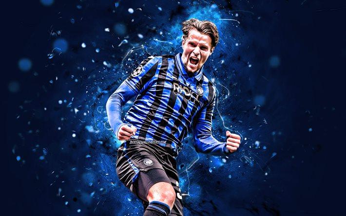 Download wallpapers Hans Hateboer, 2020, Atalanta FC ...