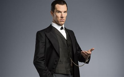 Benedict Cumberbatch, Sherlock, photoshoot, british actor, portrait, british stars