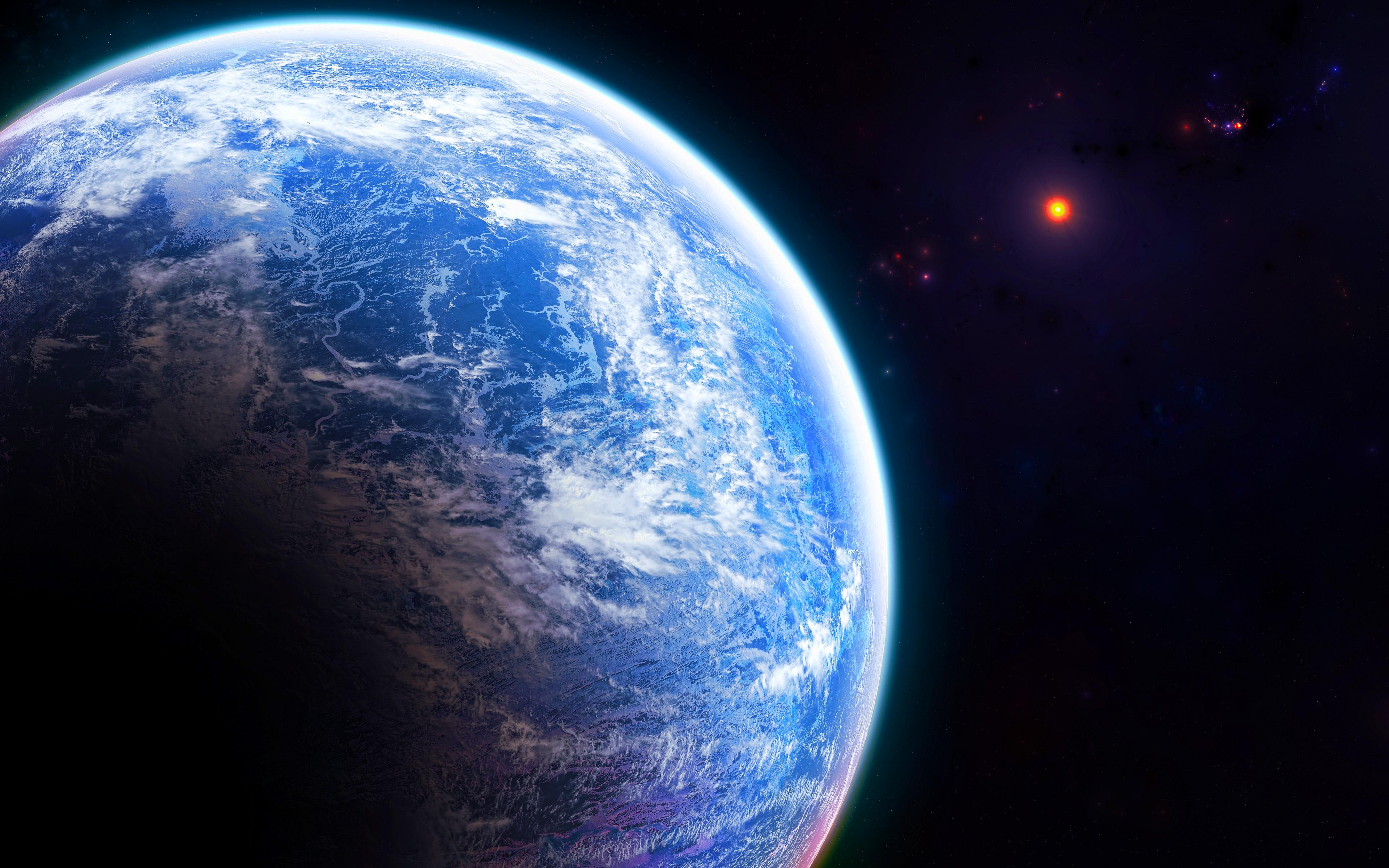 которых голубая планета летит к земле фото зовут