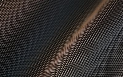 gray carbon texture, 4k, wavy carbon texture, gray carbon background, lines, carbon background, carbon textures