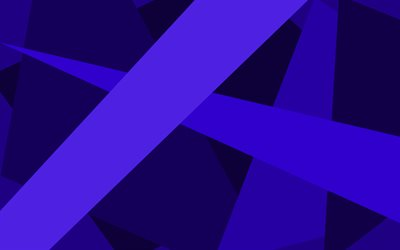 dark blue lines, artwork, material design, geometric shapes, dark blue backgrounds, geometric art, creative, background with lines