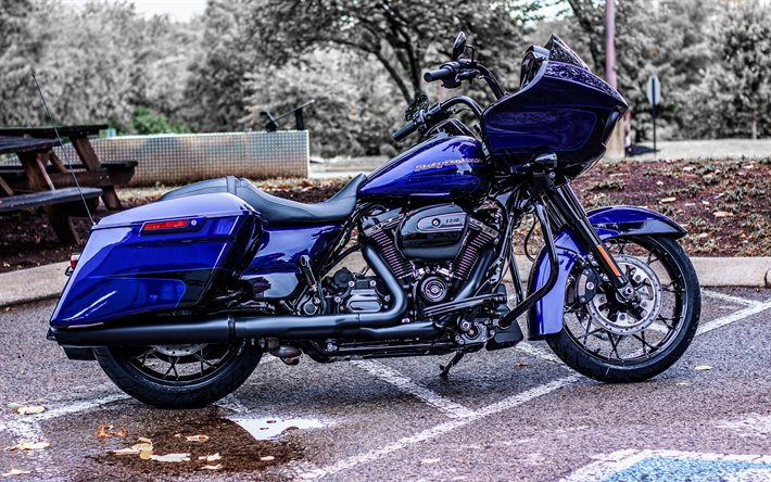 Download wallpapers Harley-Davidson Road Glide Special ...