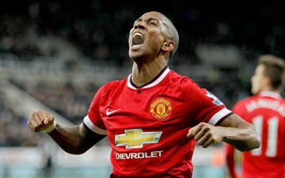 Ashley Young, footballers, Premier League, MU, Manchester United