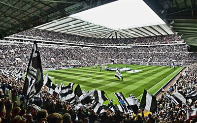Download wallpapers St James Park, English Football ...