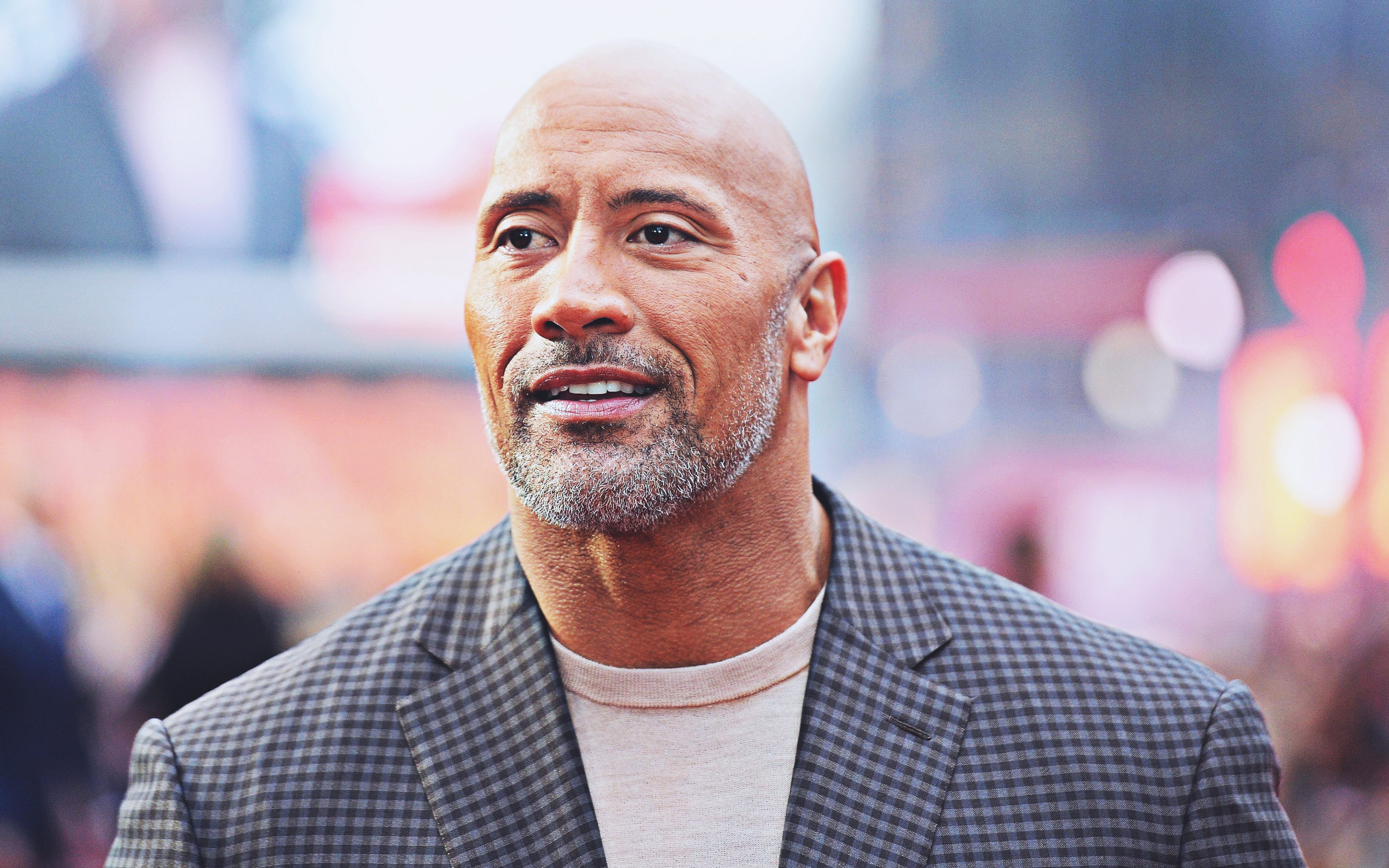 Dwayne Johnson, 2019, O Rock, Hollywood, o ator americano, estrelas de cinema, Dwayne Douglas Johnson, celebridade americana, Dwayne Johnson photoshoot