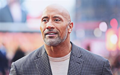 Dwayne Johnson, 2019, The Rock, Hollywood, american actor, movie stars, Dwayne Douglas Johnson, american celebrity, Dwayne Johnson photoshoot