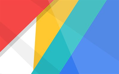 colorful lines, material design, geometric shapes, lollipop, lines, strips, geometry, creative, colorful backgrounds