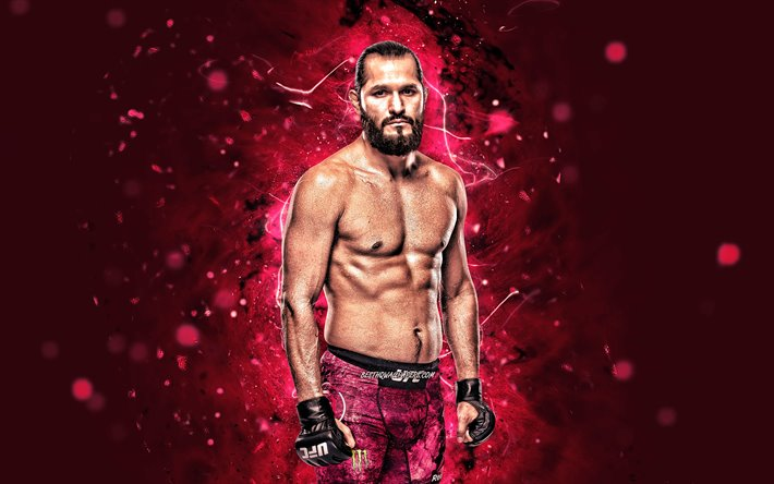 Download Wallpapers Jorge Masvidal 4k Purple Neon Lights American Fighters Mma Ufc Mixed Martial Arts Jorge Masvidal 4k Ufc Fighters Mma Fighters For Desktop Free Pictures For Desktop Free