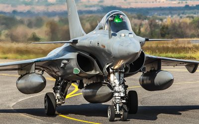 Dassault Rafale, fighter fighter, Rafale M, modern combat aircraft, Dassault Aviation, French Air Force
