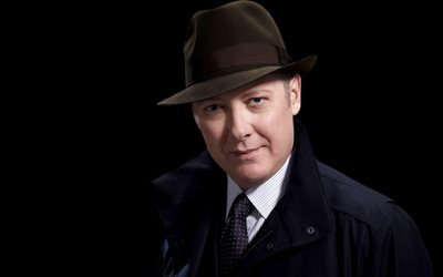The Blacklist, American TV series, Raymond Reddington, James Spader