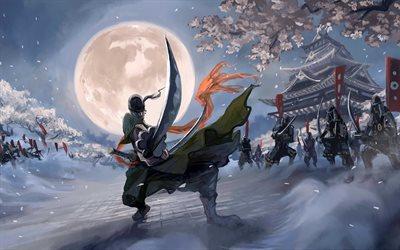 Télécharger fonds d'écran Roronoa Zoro, 4k, le manga, l'art, les personnages de l'anime, One ...