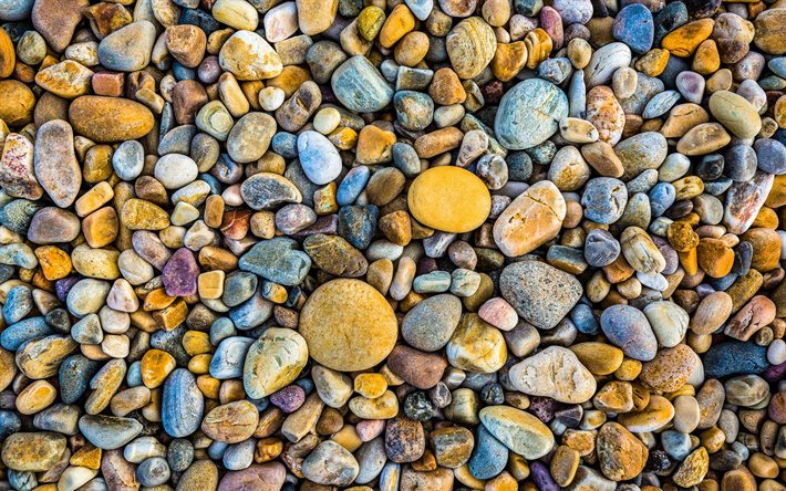 colorful stones, close-up, colorful stone texture, pebbles backgrounds, gravel textures, pebbles textures, stone backgrounds, colorful pebbles, colorful backgrounds, pebbles, colorful pebbles texture